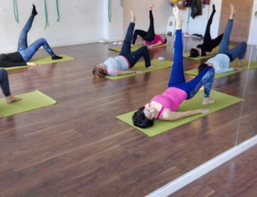 Método Pilates. Sesiones en grupos reducidos.