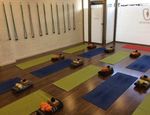 Vinyasa Yoga, actividad saludable para todas las edades