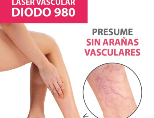 Láser Vascular DIODO 980. última tecnología