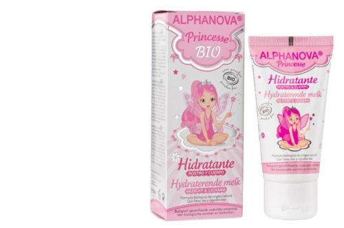 crema hidratante princesa