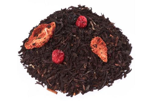 té negro secreto de caperucita roja