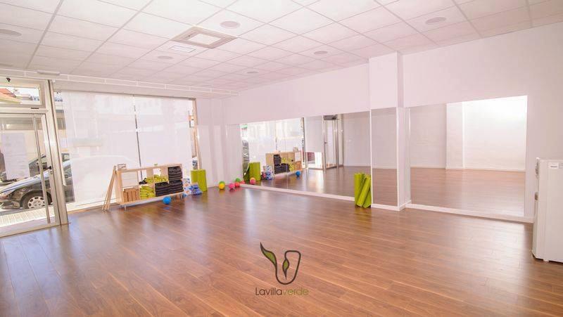 sala yoga lavillaverde